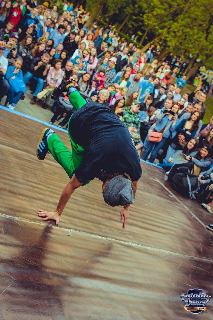 F.D.S. OPEN CUP 2014 - Фестиваль уличных стилей танца
