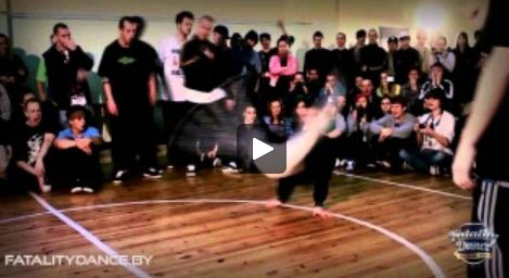 ShowDown'11 - Break Dance чемпионат