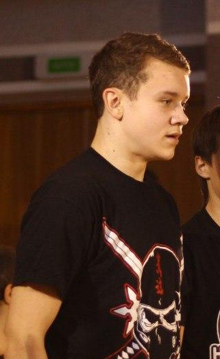Довнар Андрей - победитель международного Брейк-Данс фестиваля