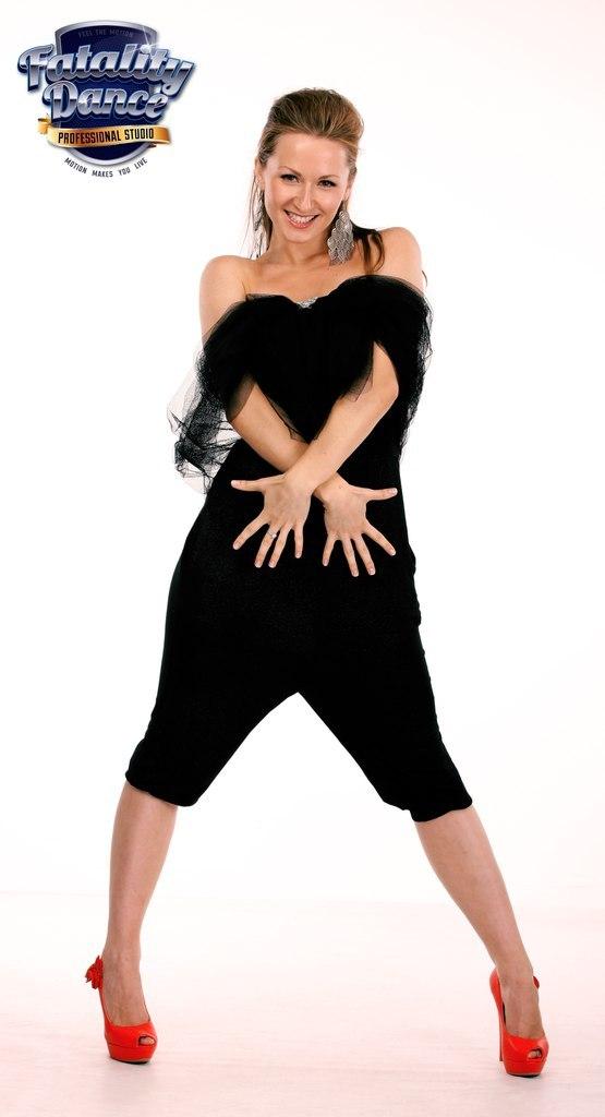 Преподаватель школы - студии танцев Fatality Dance Studio (Минск) по High heels и Jazz-Funk