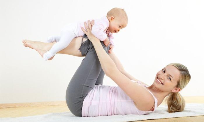 Фитнес мама и малыш, Минск