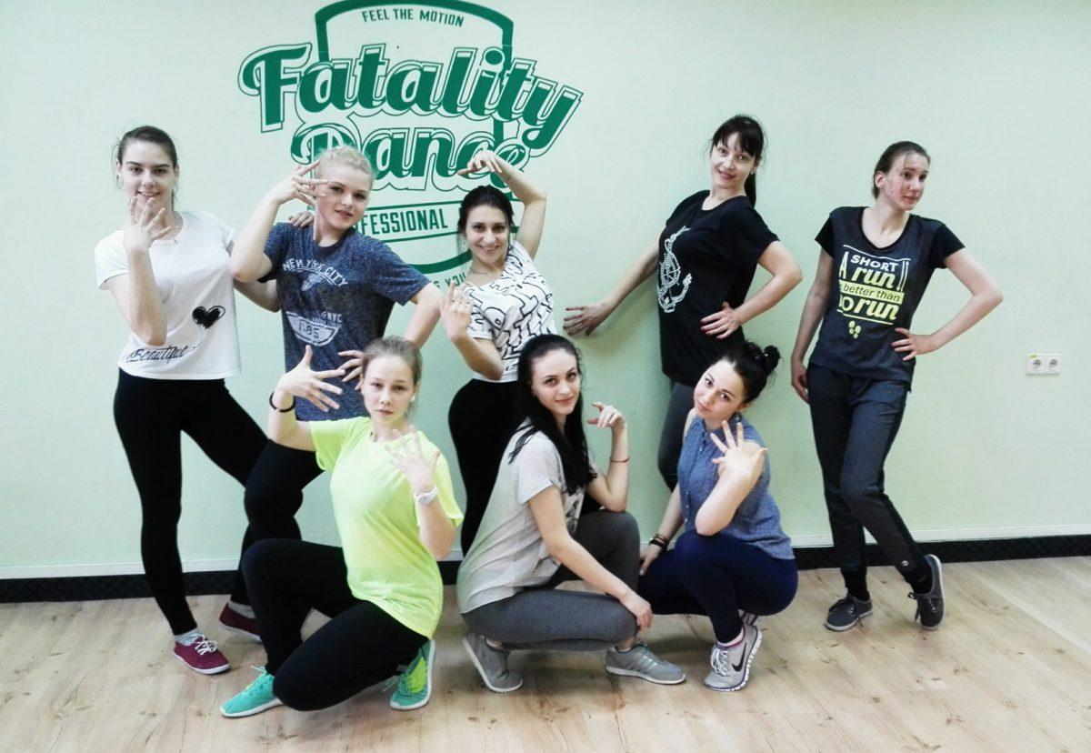 Мастер-Класс в школе танцев в Минске