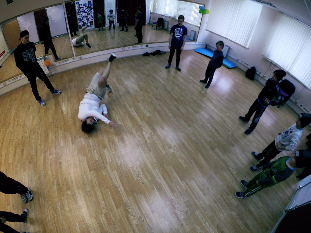 Брейк-Данс в уручье, школа танцев в Минске