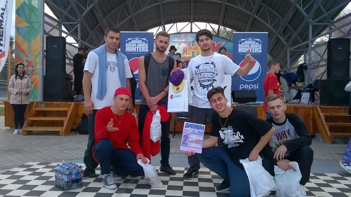 преподаватель школы брейк-данса в минске занял первое место на чемпионате
