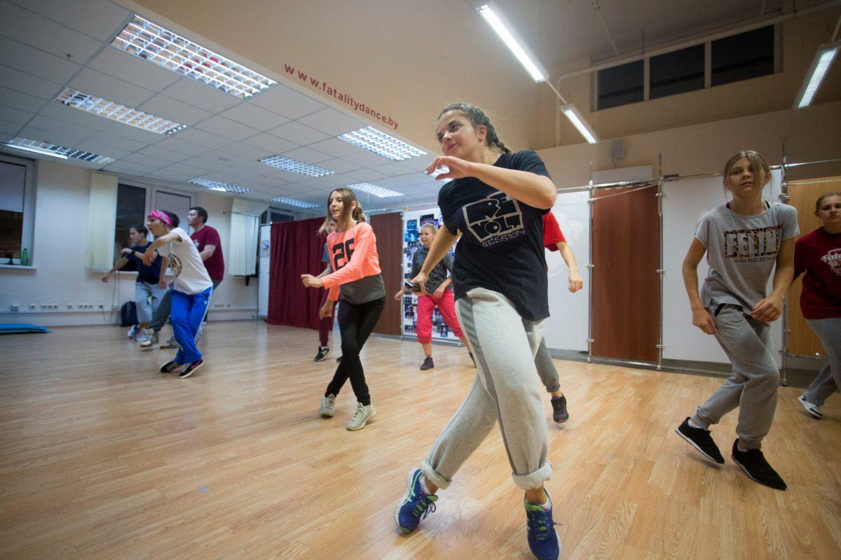 Hip-Hop  и House Dance в школе танцев в Минске, Уручье
