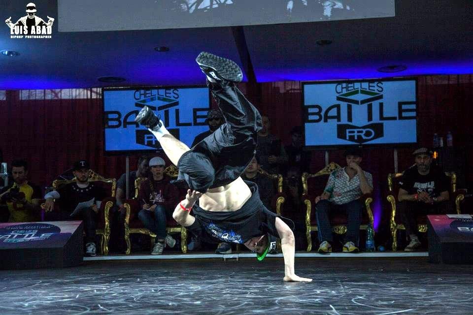 Break Dance мастер-класс в школе танцев F.D.S Минск, Уручье