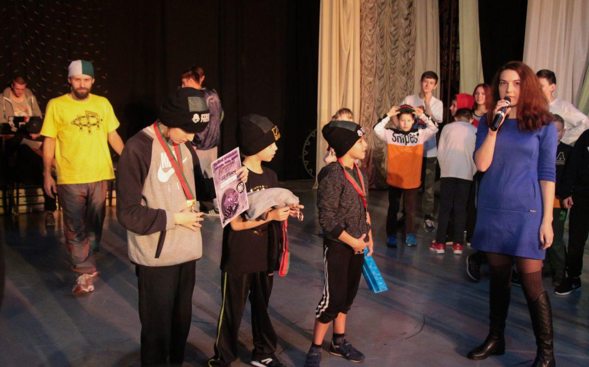 ученики школы танцев в Минске заняли 3 место на Брейк-Данс чемпионате