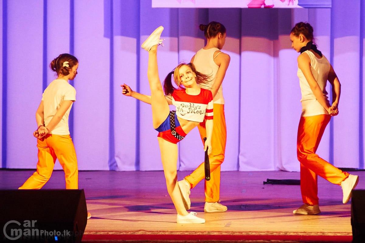 Ученики школы танцев в Минске заняли 2 место по Street Dance