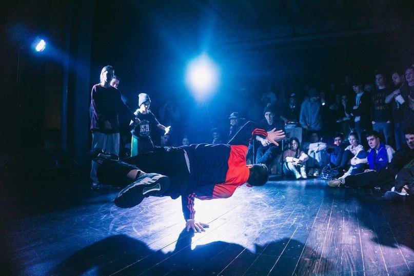 Мастер-Класс по Брейк-Дансу в школе танца в Минске