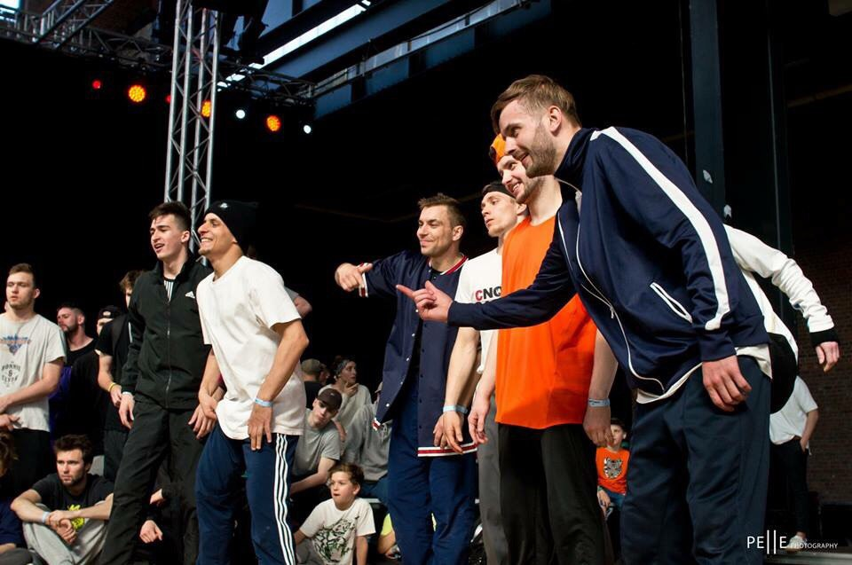 Лучшая Брейк-Данс команда в Беларуси