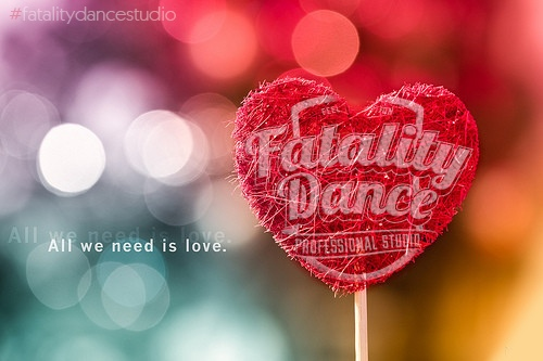 Лучшая школа танцев в Минске поздравляет всех с Днём Святого Валентина