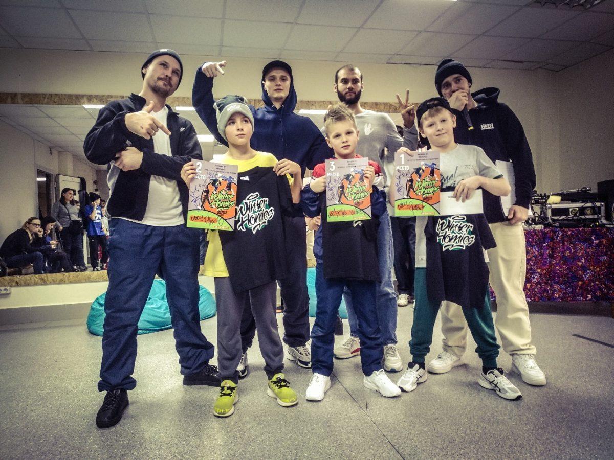 Ученики Брейк-Данс центра в Минске выиграли новые чемпионаты