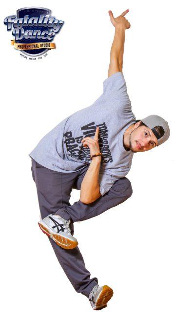 Черный Павел - Преподаватель по Break Dance школы танцев F.D.S., Минск.