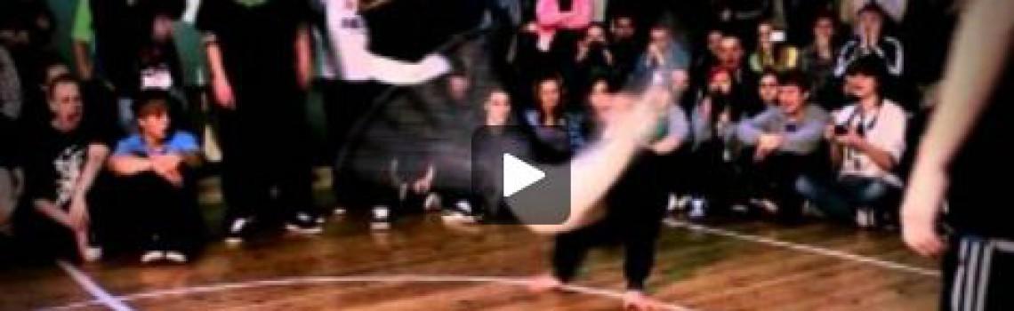 Видео с «ShowDown 2011» от Fatality Dance Studio