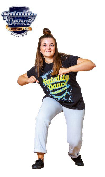 Анастасия Ермакова - Преподаватель по Хип-Хоп школы танцев в Минске
