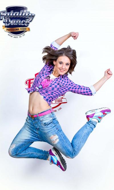 Кристина Гарон-Масосева — Преподаватель по Hip-Hop и Детской хореографии
