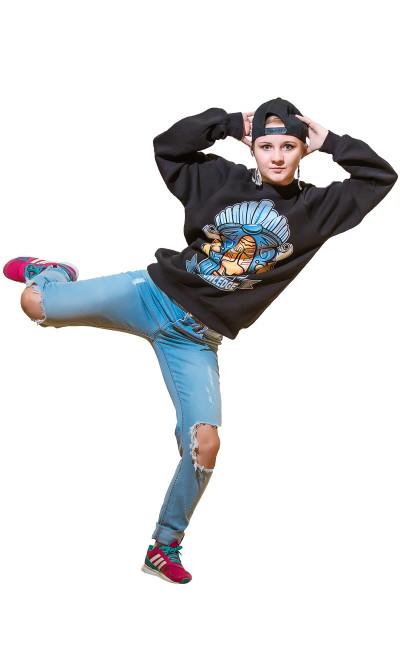 Преподаватель школы танцев в Минске, Хип-Хоп и Локинг