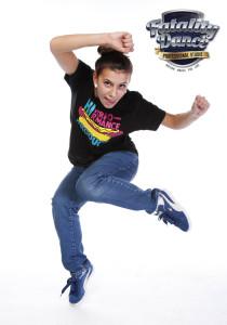 Оля Клещенок - Преподаватель Fataliyu Dance Studio по Hip-Hop