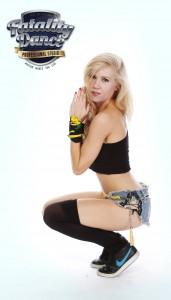 Александра  Бутько - Преподаватель Fatality Dance Studio по Dancehall