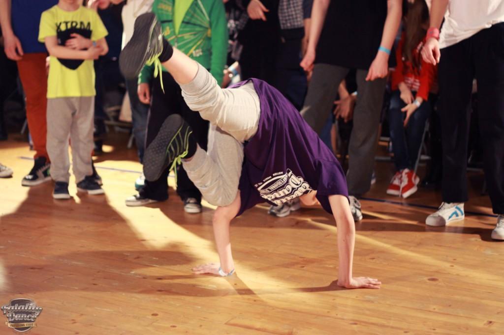 Ученик школы танцев Fatality Dance Studio