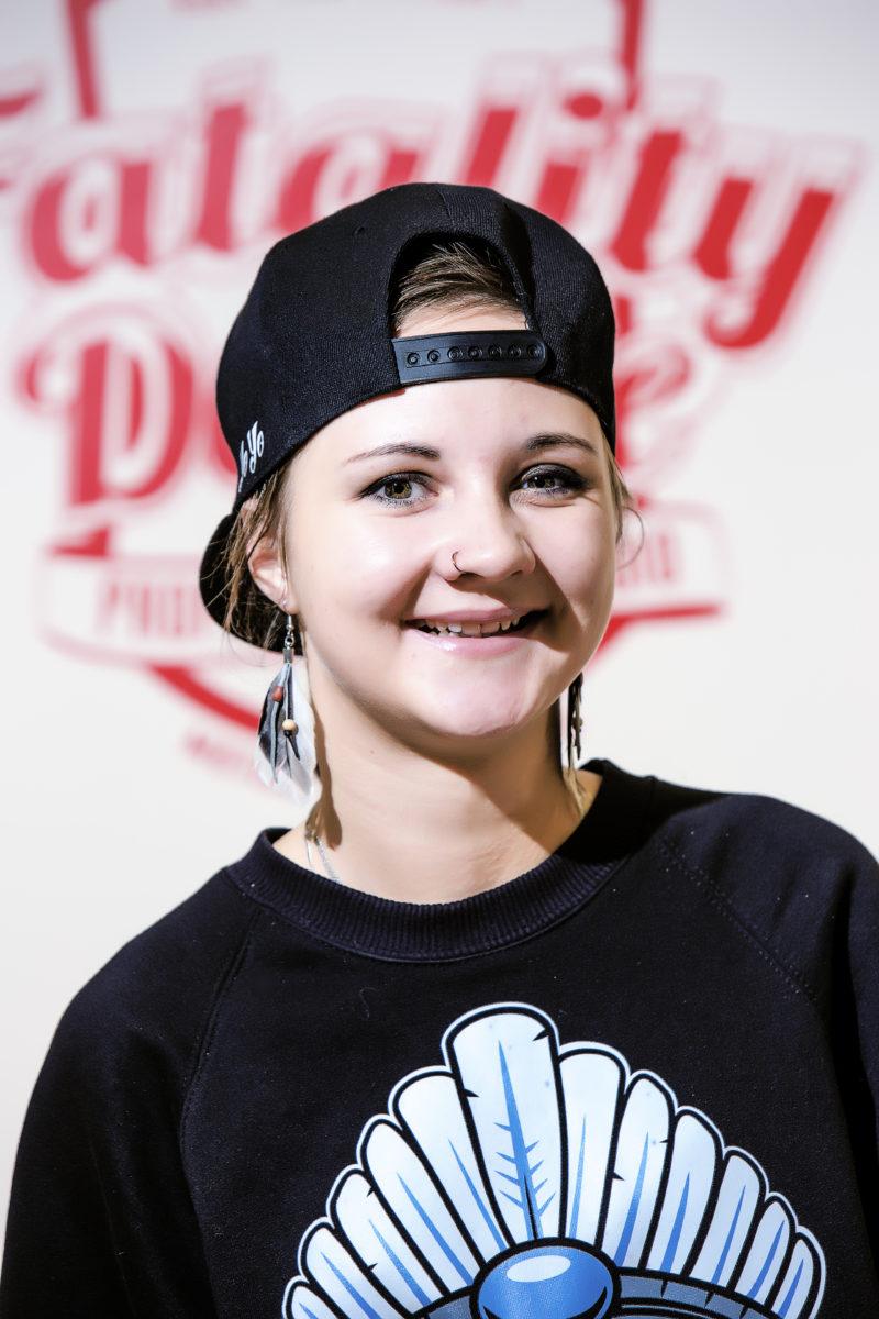 Юлия Крыж, преподаватель школы танцев в Минске