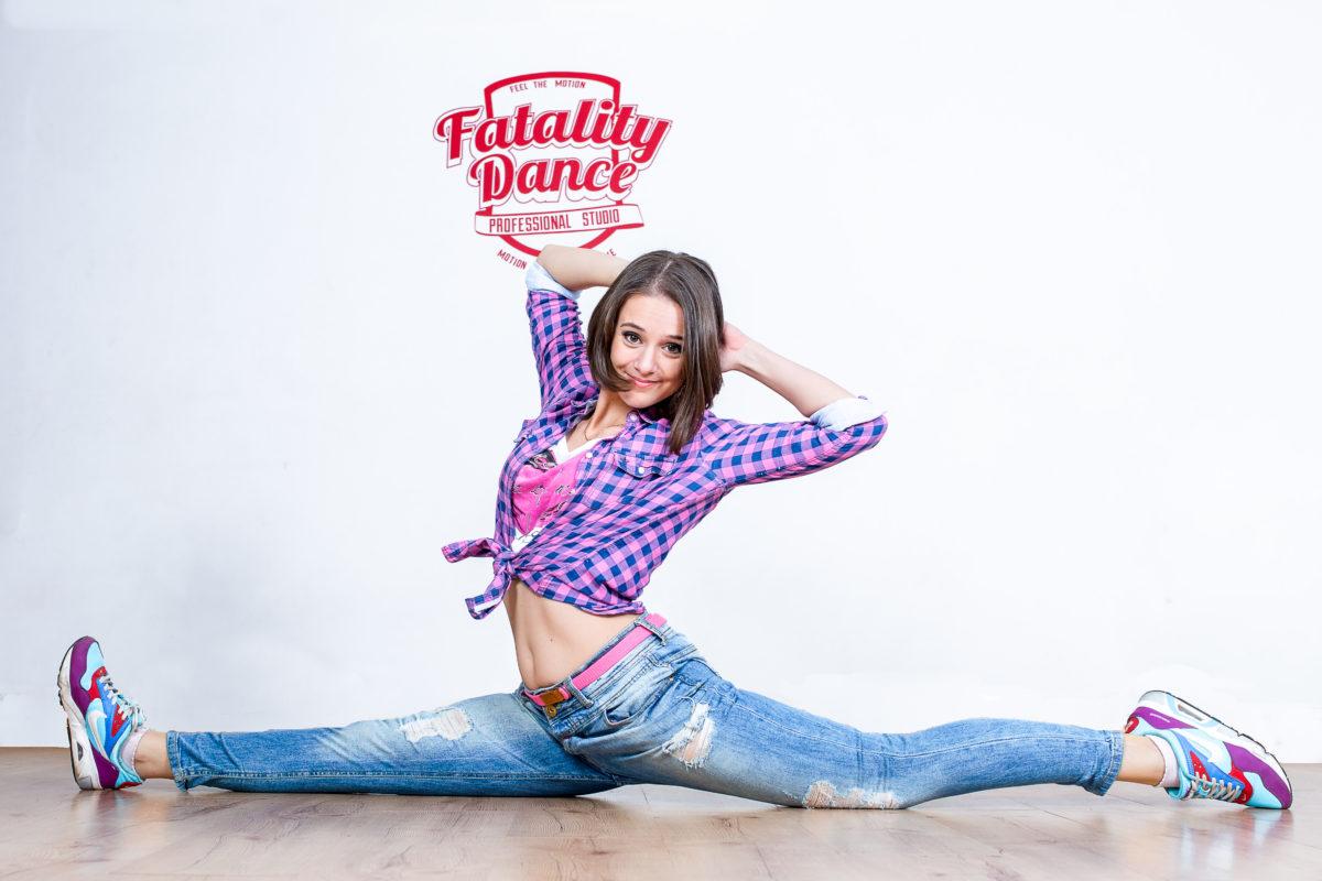 Кристина Гарон-Масосева - Преподаватель по Хип-Хоп и Детской хореографии