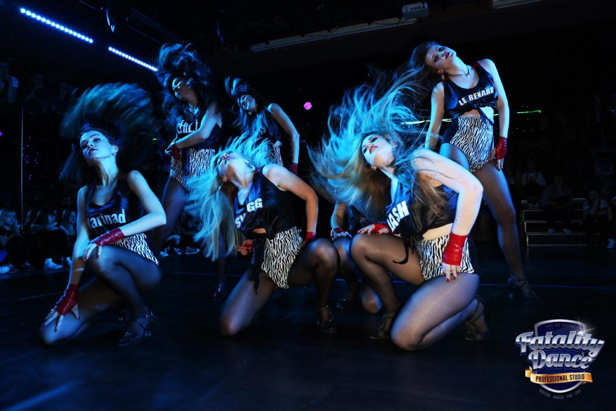 Заключительный Фото отчет Fatality Dance Studio