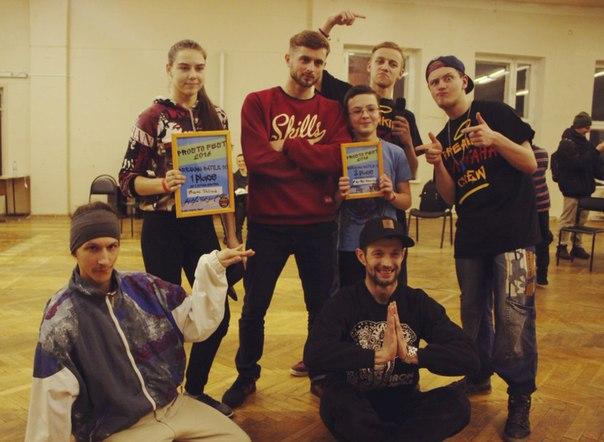 Ученики Fatality Dance Studio заняли первое и второе месте на Брейк-Данс фестивале