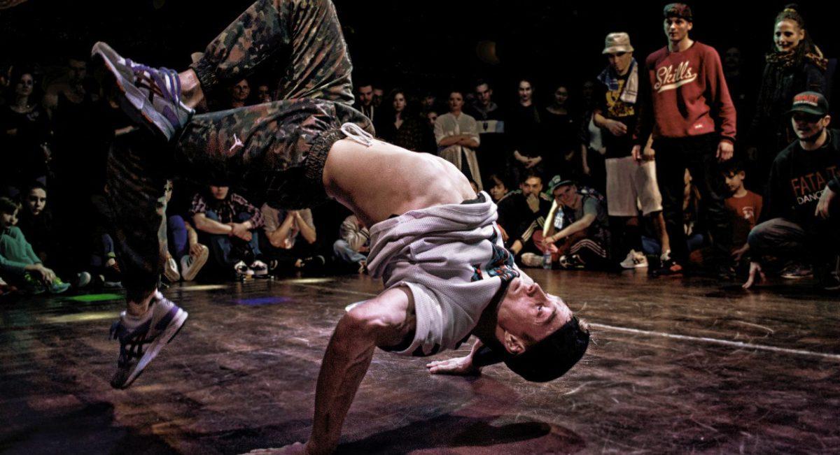 Мастер-Класс по Брейк-Дансу в лучшей школе танцев в Минске