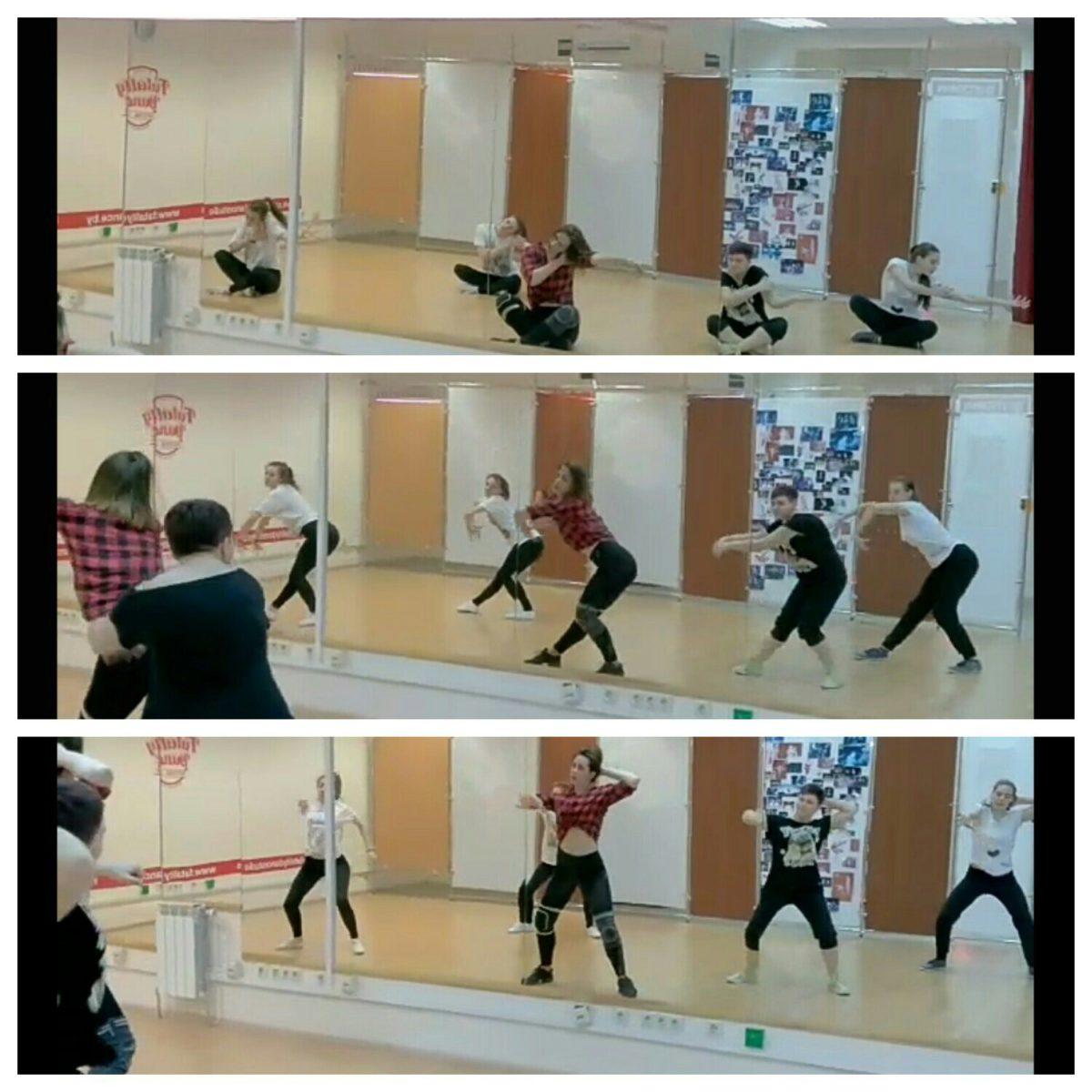 Бесплатный танцевальный мастер-класс школы танцев в Минске