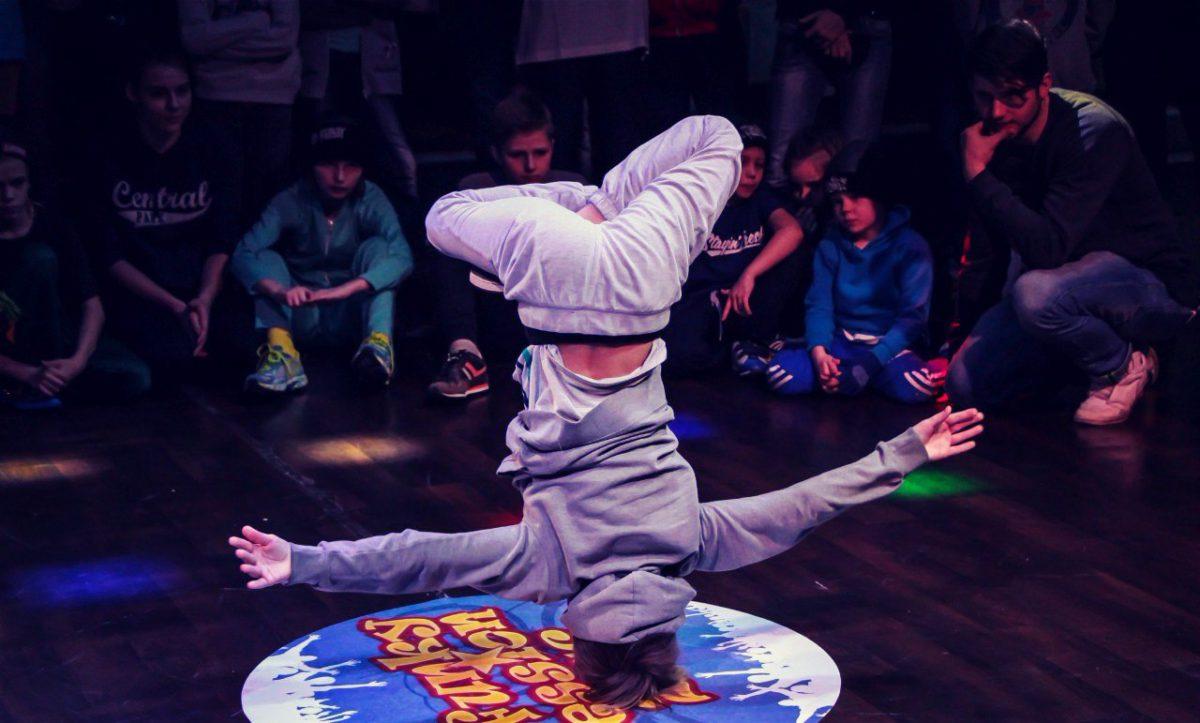 обучение Break Dance  в школе танцев  в Минске, уручье