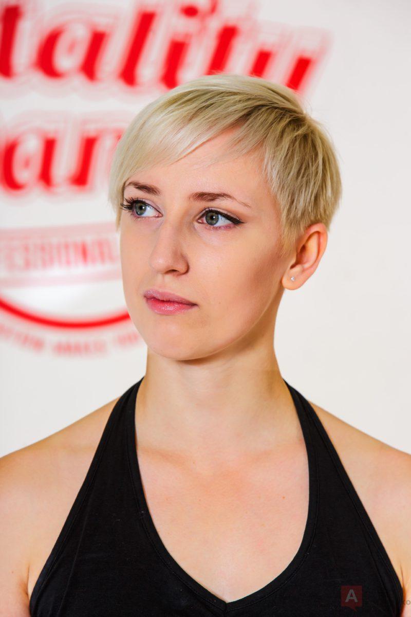 Асмаловская Юлия - преподаватель школы танцев в Миснке по Джаз, Джаз-Модерн