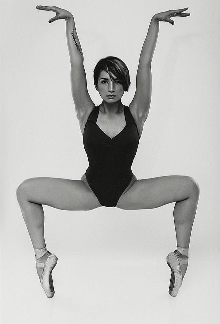 Подольская Елена - преподаватель школы танцев по Contemporary dance