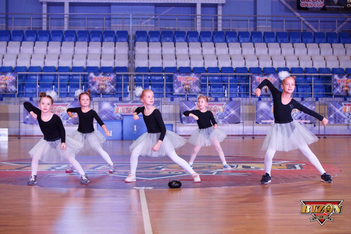ученики школы танцев F.D.S. заняли 2 место на чемпионате БИЗОН