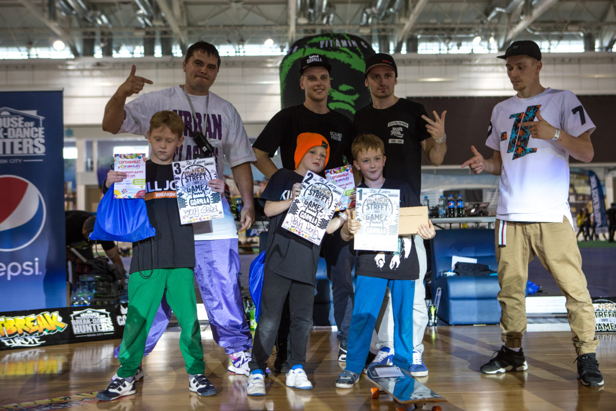 ученики брейк-данс центра в минске заняли призовые места