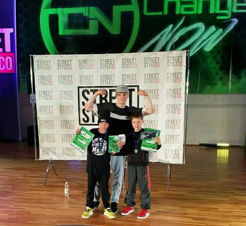 Ученик лучшей школы break dance в Минске снова выиграл чемпионат