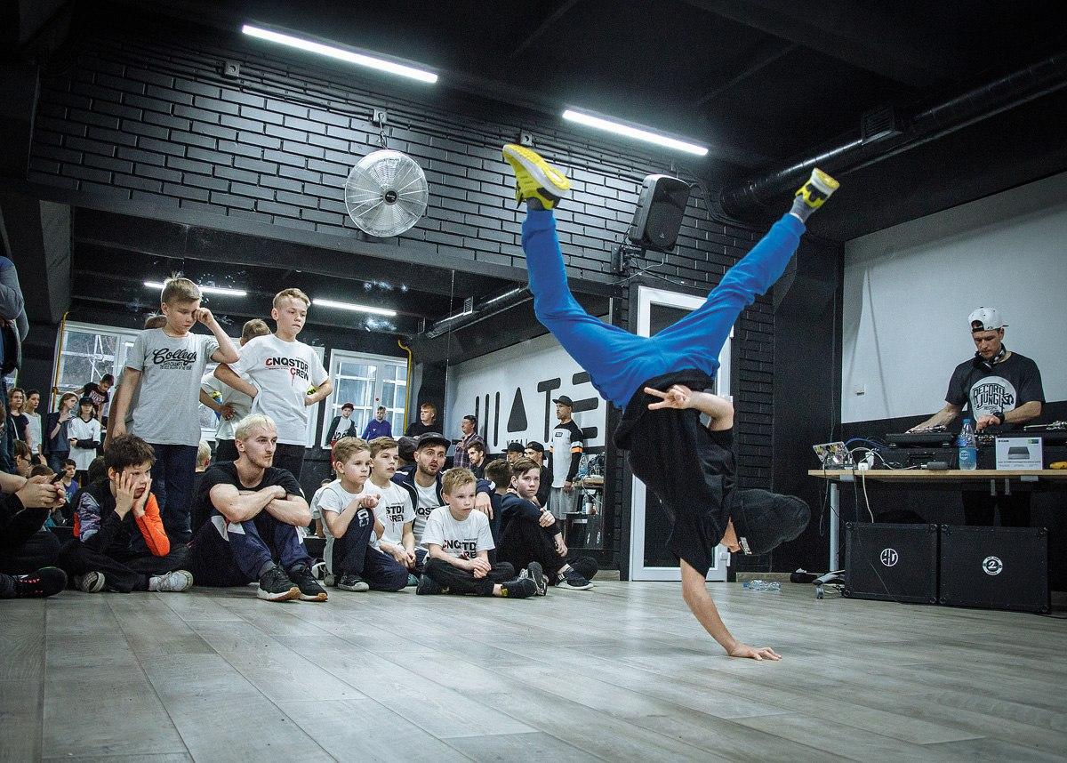 Лучшая школа Брейк-Данс в Минске