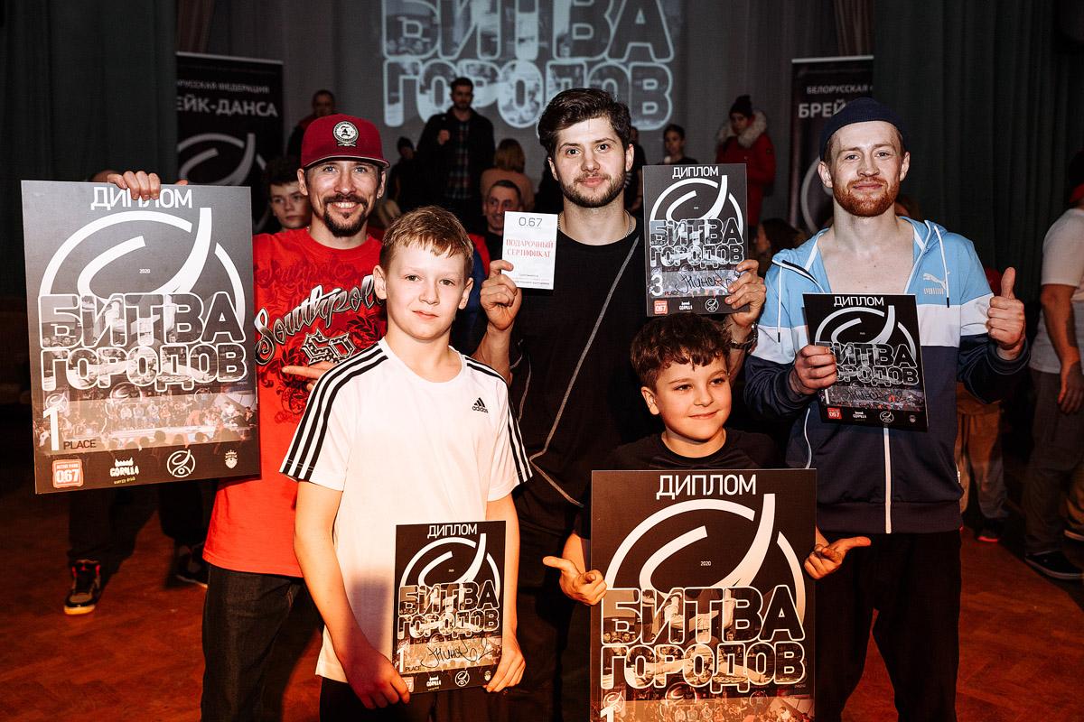 Брейк данс центр лучший в Беларуси