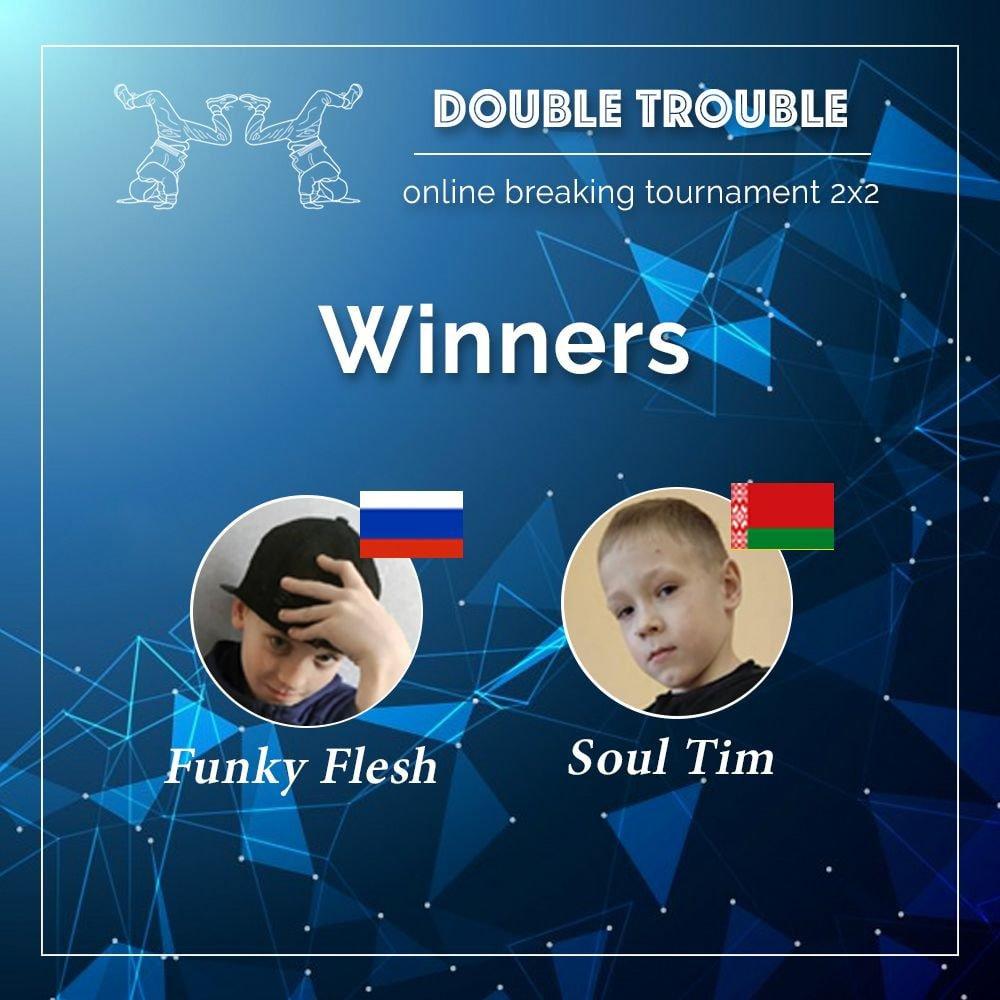 Наш семилетний ученик выиграл международный онлайн Брейк-Данс чемпионат