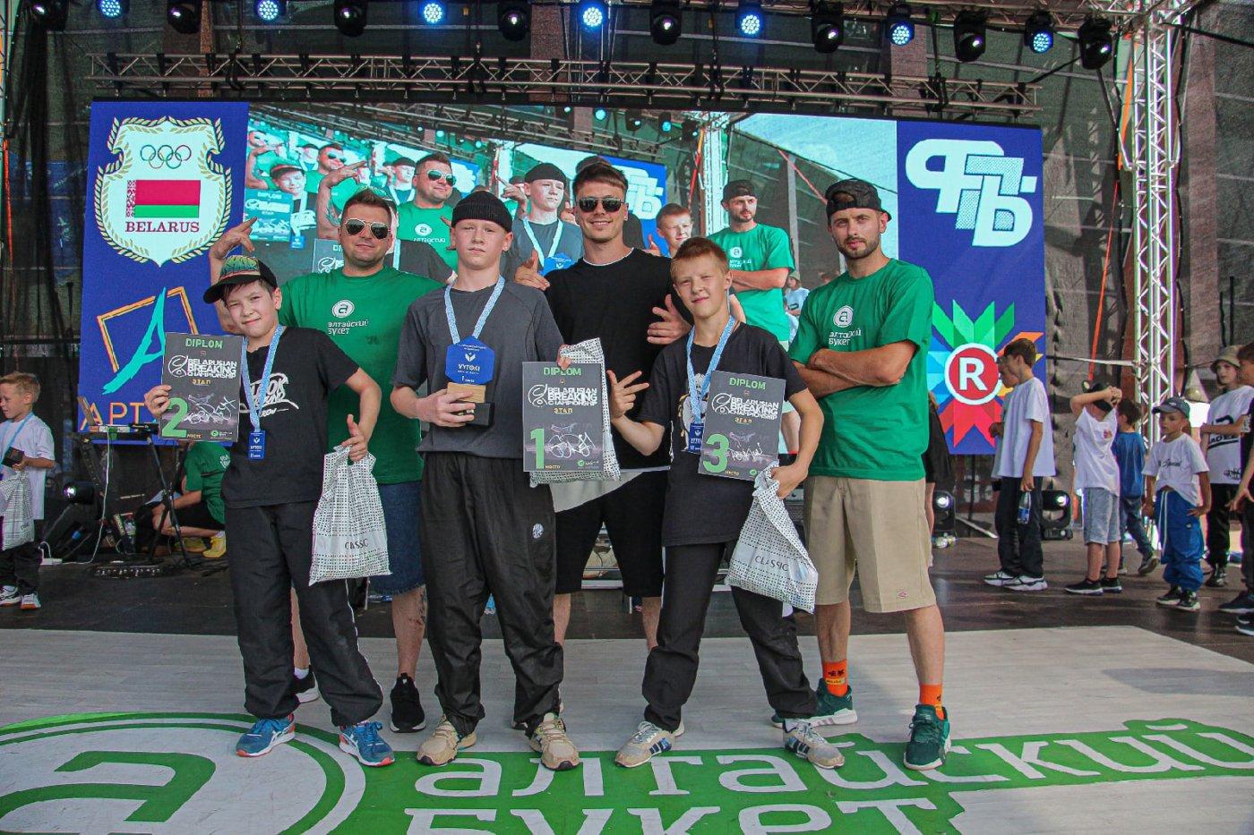 Поздравляем наших учеников с победами на чемпионате в г. Бобруйск